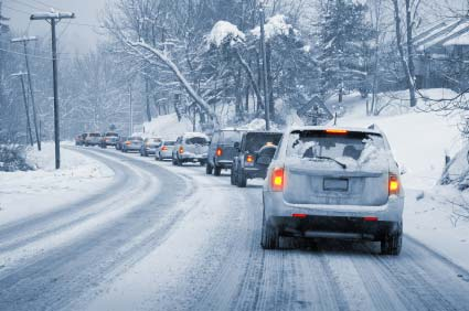 tips for winter driving in the snow and being safe