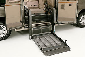 BraunAbility Century Wheelchair Lift