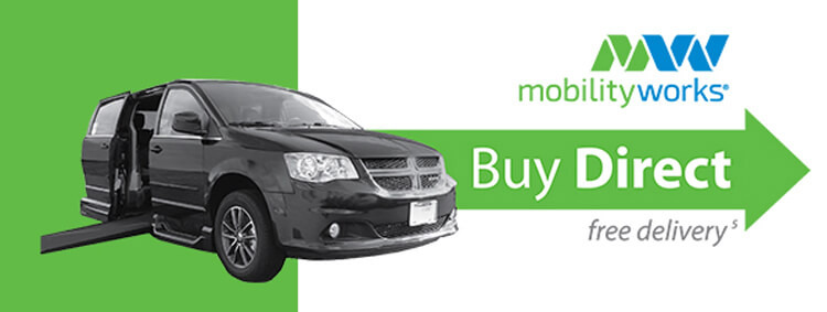 MobilityWorks Buy Direct program logo