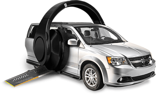 driverge-side-entry-quiet-ride-with-headphones