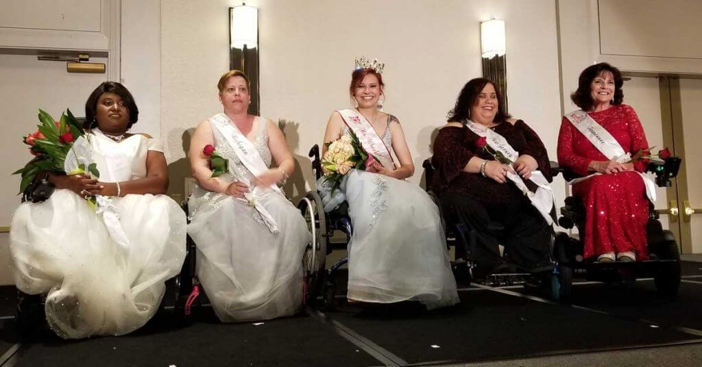 Ms. Wheelchair America 2020
